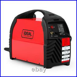 MIG Welder Inverter Welding machine Automat settings 200A IDEAL MIG 205 SYNERGY